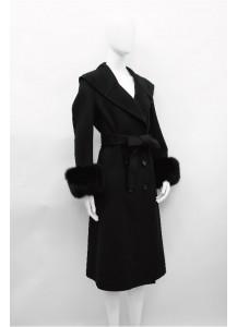 AW20-TK-04359/ Noir Coat