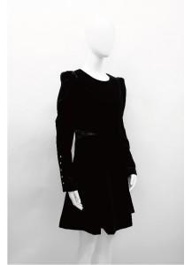 AW20-NRW-8358/ Noir Dress