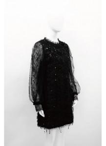 AW20-NRW-8355/ Noir Dress