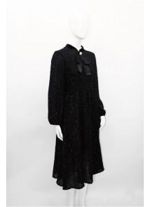 AW20-NRW-8278/ Noir Dress