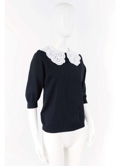 SS21-AY-303/ Noir Blanc Knitwear