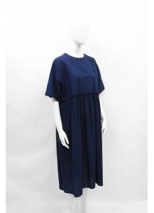 SS21-BM-95108/ BLUE INDIGO DRESS