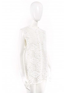SS21-CCK-6838/ BLANC LACE TOP