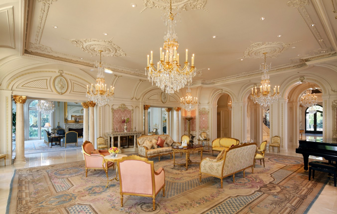 French Décor Inspiration Luxury